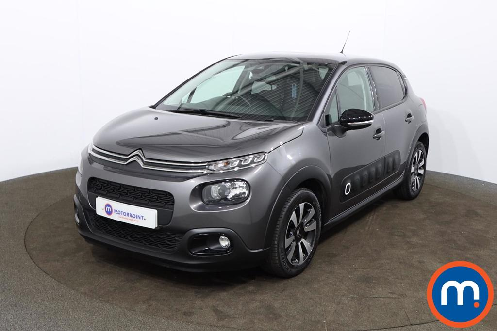 Citroen C3 1.2 PureTech 110 Flair 5dr [6 Speed] - Stock Number 1170702 Passenger side front corner