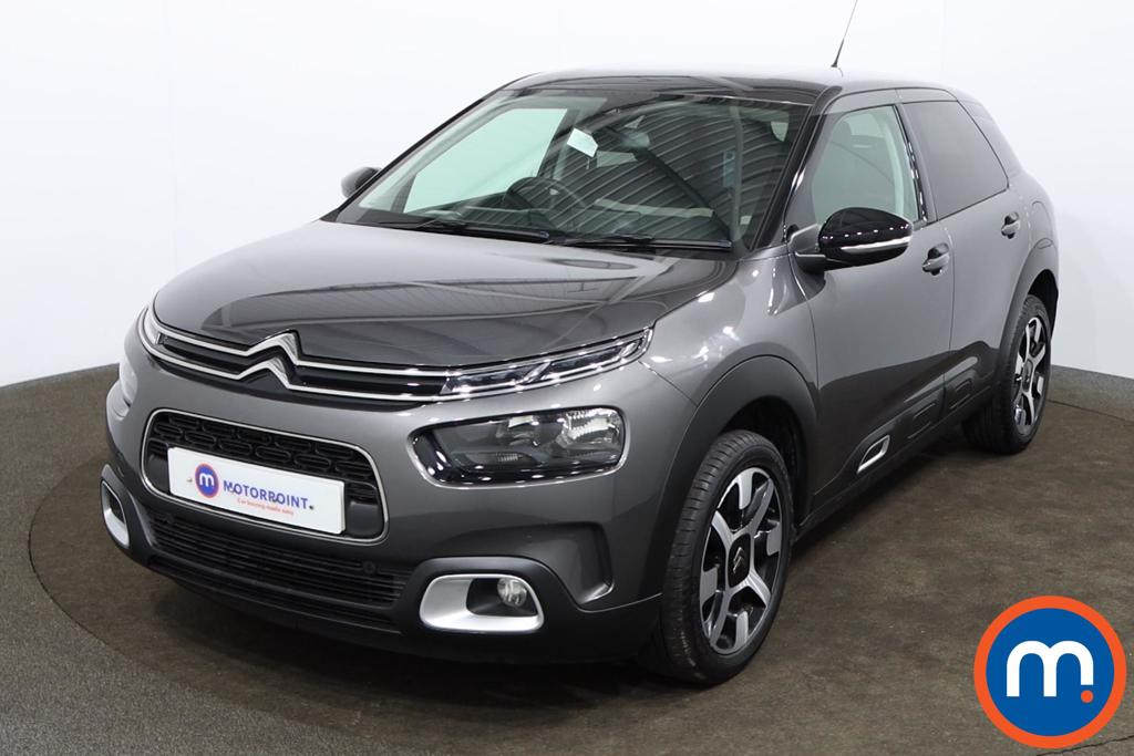 Citroen C4 Cactus 1.2 PureTech Flair 5dr [6 Speed] - Stock Number 1170893 Passenger side front corner