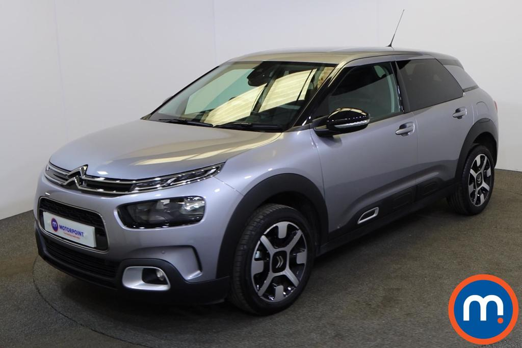 Citroen C4 Cactus 1.2 PureTech Flair 5dr [6 Speed] - Stock Number 1172286 Passenger side front corner