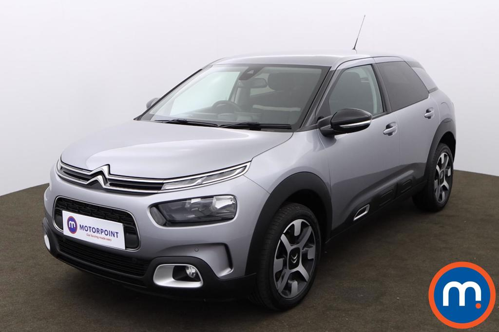 Citroen C4 Cactus 1.2 PureTech Flair 5dr [6 Speed] - Stock Number 1172293 Passenger side front corner