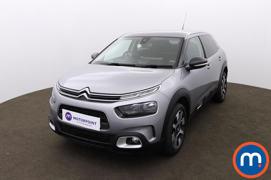 Citroen C4 Cactus 1.2 PureTech Flair 5dr [6 Speed] - Stock Number 1172294 Passenger side front corner