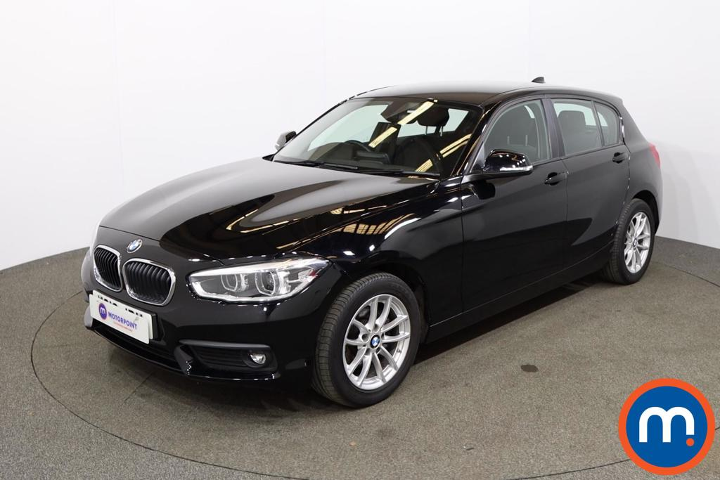 BMW 1 Series 116d SE Business 5dr [Nav-Servotronic] - Stock Number 1165778 Passenger side front corner