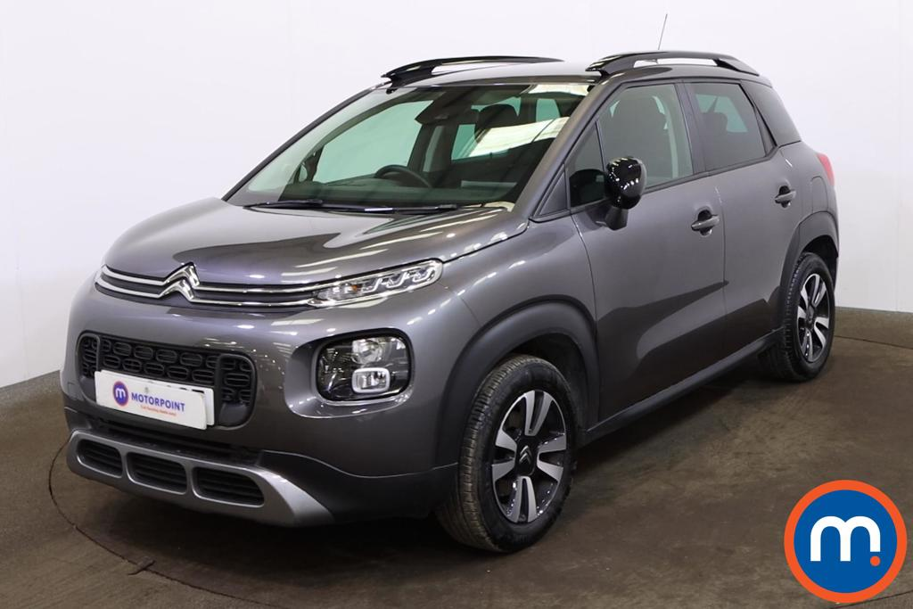 Citroen C3 Aircross 1.2 PureTech 110 Feel 5dr [6 speed] - Stock Number 1168279 Passenger side front corner