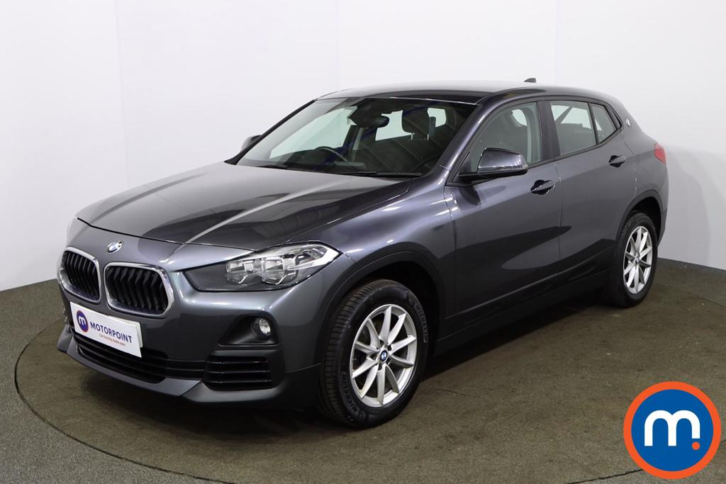 BMW X2 sDrive 18i SE 5dr - Stock Number 1168666 Passenger side front corner