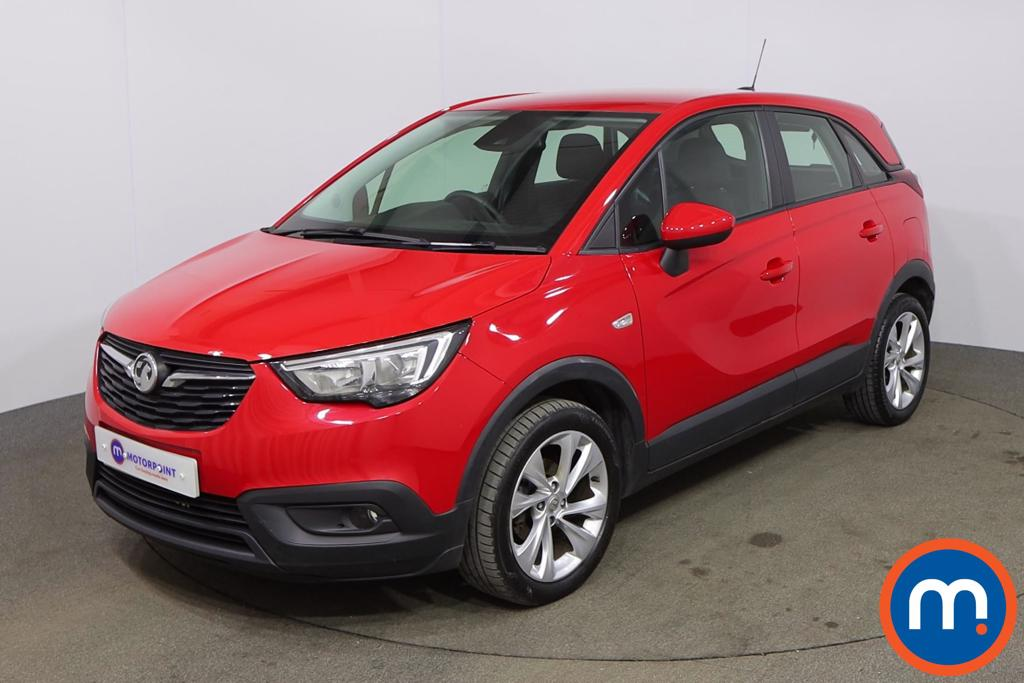 Vauxhall Crossland X 1.5 Turbo D ecoTec [102] SE 5dr [Start Stop] - Stock Number 1169312 Passenger side front corner