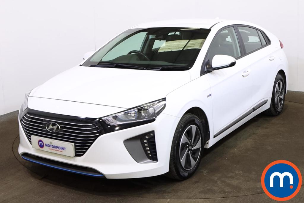 Hyundai Ioniq 1.6 GDi Hybrid SE 5dr DCT - Stock Number 1170840 Passenger side front corner