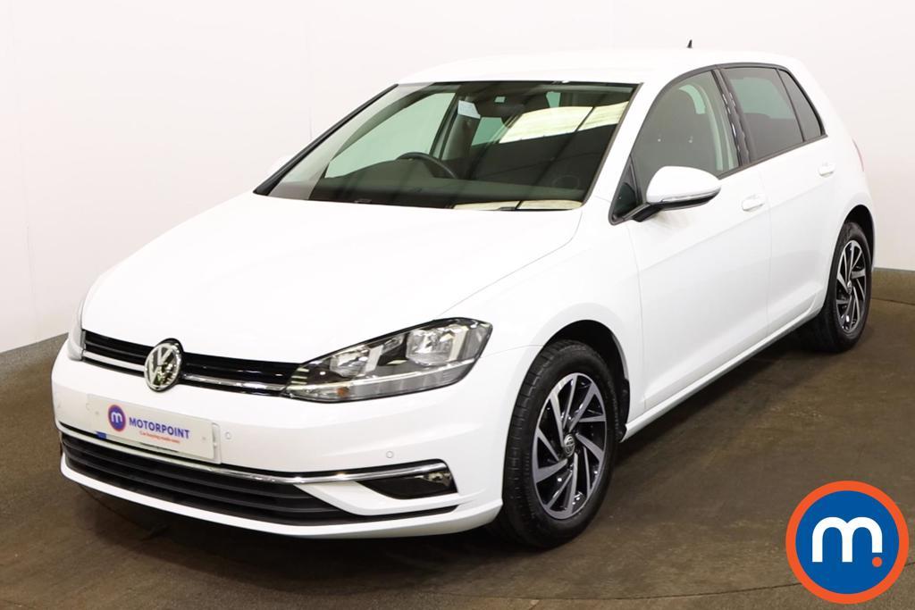 Volkswagen Golf 1.0 TSI 115 Match 5dr DSG - Stock Number 1170907 Passenger side front corner