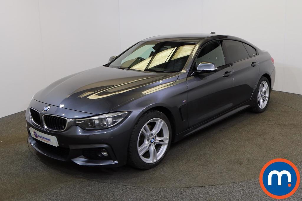 BMW 4 Series 420d [190] M Sport 5dr Auto [Professional Media] - Stock Number 1171160 Passenger side front corner