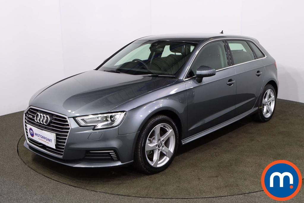 Audi A3 40 e-tron 5dr S Tronic - Stock Number 1171482 Passenger side front corner