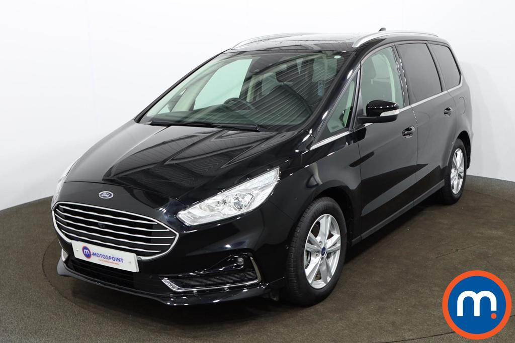Ford Galaxy 2.0 EcoBlue 190 Titanium 5dr Auto - Stock Number 1146106 Passenger side front corner