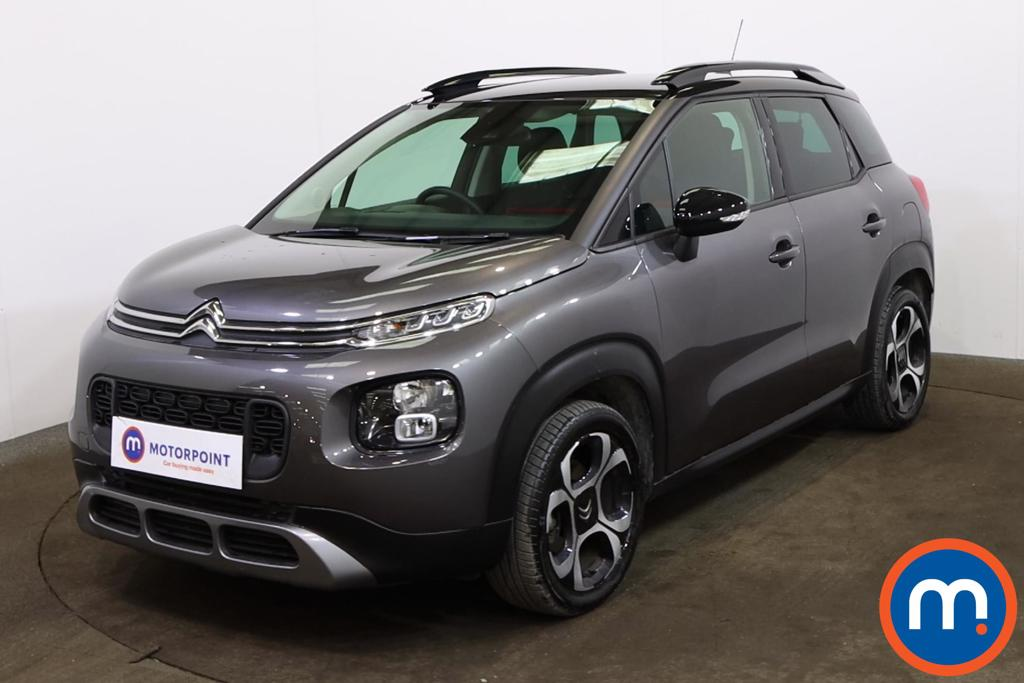 Citroen C3 Aircross 1.2 PureTech 110 Flair 5dr [6 speed] - Stock Number 1168284 Passenger side front corner