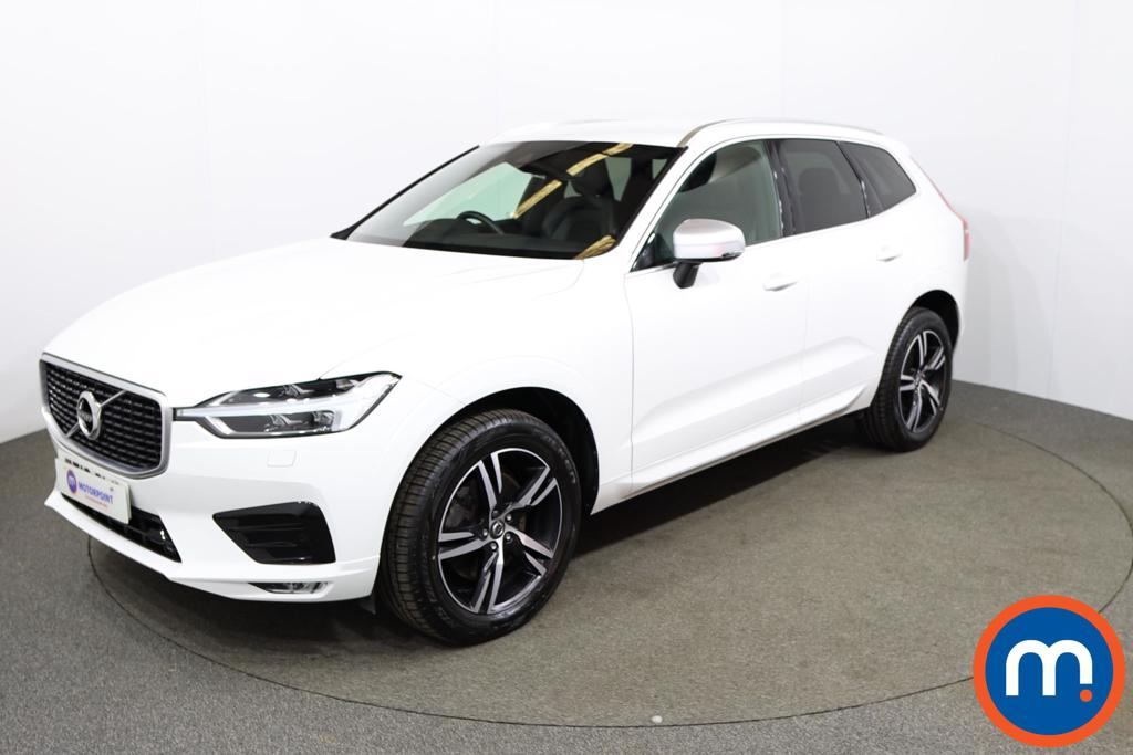 Volvo Xc60 2.0 D4 R DESIGN 5dr AWD Geartronic - Stock Number 1171875 Passenger side front corner
