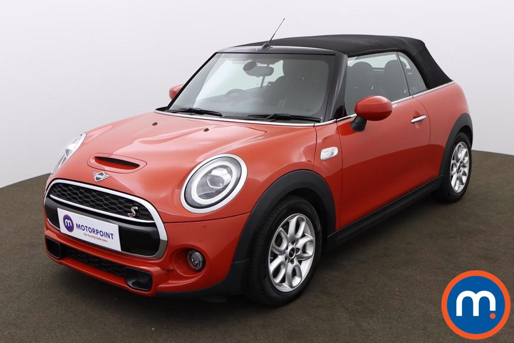 Mini Convertible 2.0 Cooper S Classic II 2dr - Stock Number 1171901 Passenger side front corner