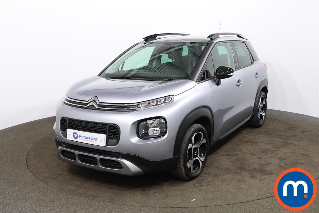 Citroen C3 Aircross 1.2 PureTech 110 Flair 5dr [6 speed] - Stock Number 1168380 Passenger side front corner