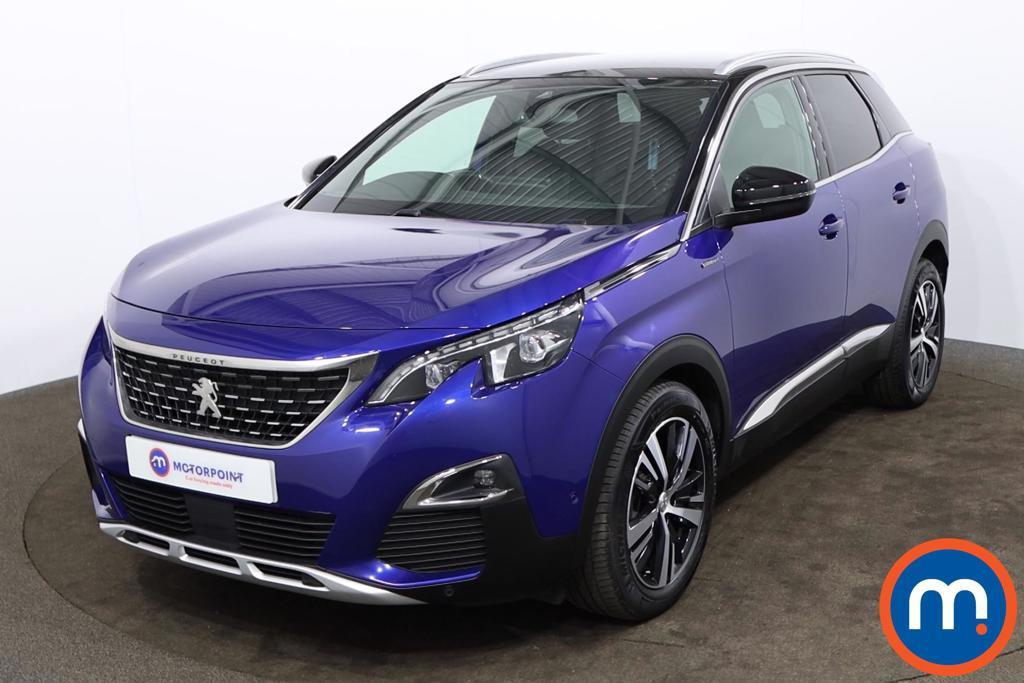 Peugeot 3008 1.5 BlueHDi GT Line 5dr - Stock Number 1170431 Passenger side front corner