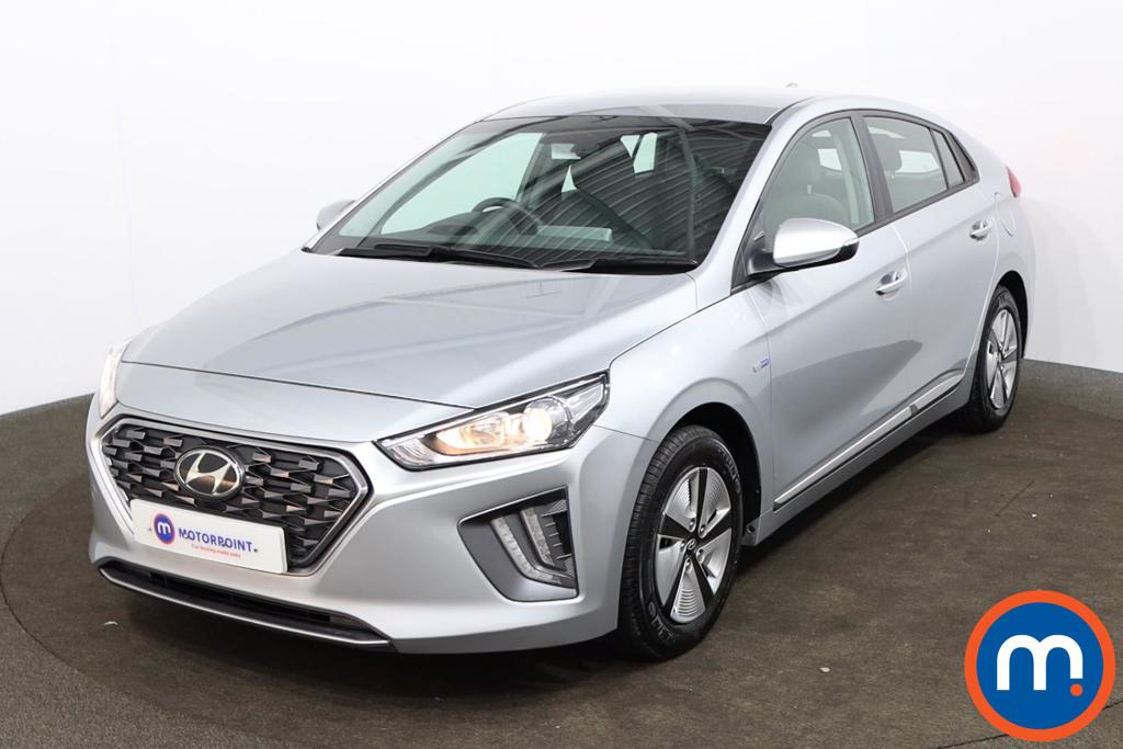 Hyundai Ioniq 1.6 GDi Hybrid SE Connect 5dr DCT - Stock Number 1169758 Passenger side front corner