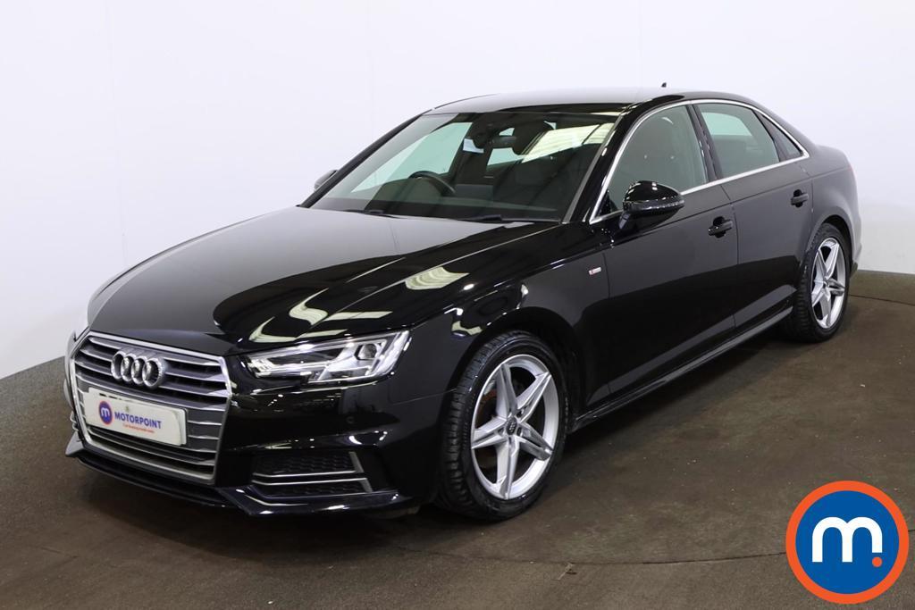 Audi A4 1.4T FSI S Line 4dr [Leather-Alc] - Stock Number 1170201 Passenger side front corner