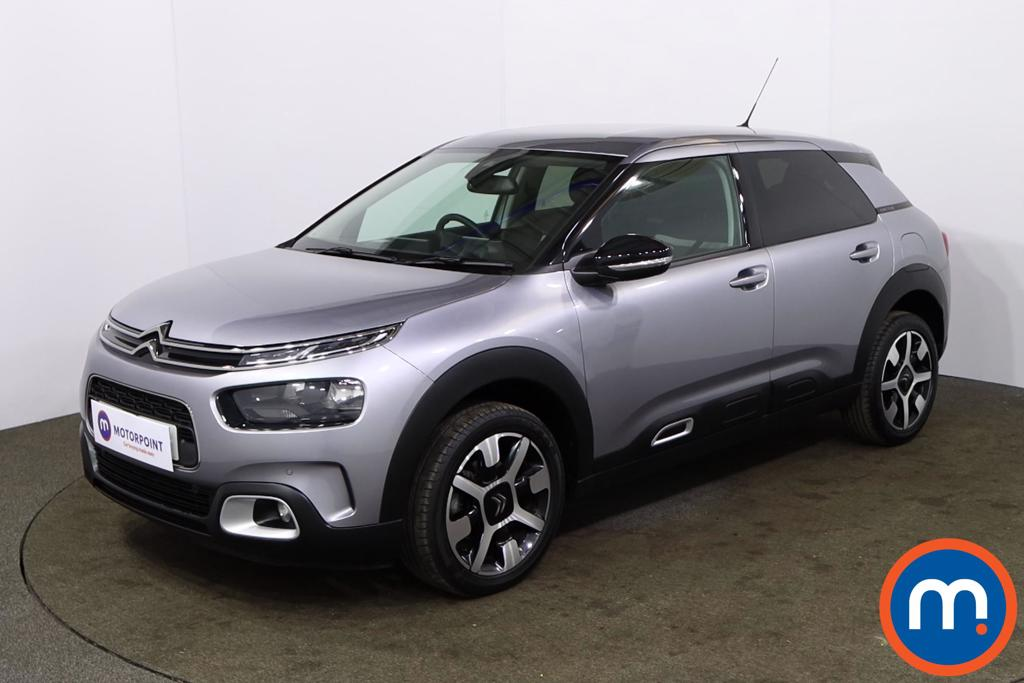 Citroen C4 Cactus 1.2 PureTech 130 Flair EAT6 5dr - Stock Number 1172274 Passenger side front corner