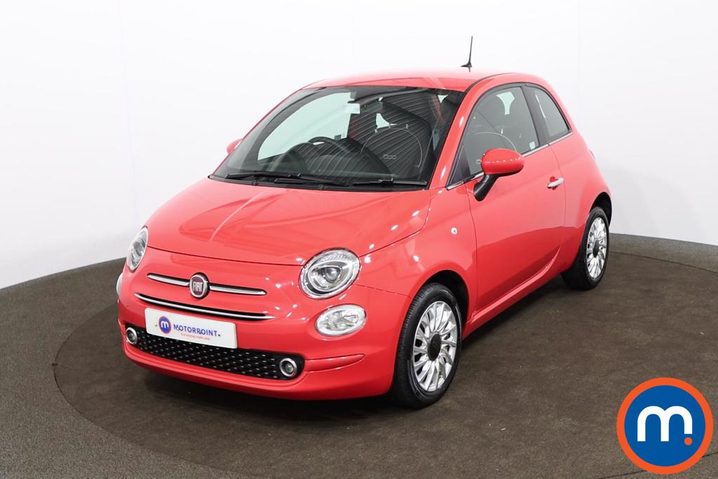 Fiat 500 1.2 Lounge 3dr - Stock Number 1172316 Passenger side front corner