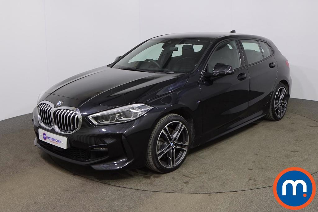 BMW 1 Series 118i M Sport 5dr Step Auto - Stock Number 1167069 Passenger side front corner