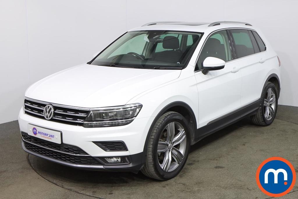Volkswagen Tiguan 2.0 TDi 150 SEL 5dr DSG - Stock Number 1169096 Passenger side front corner