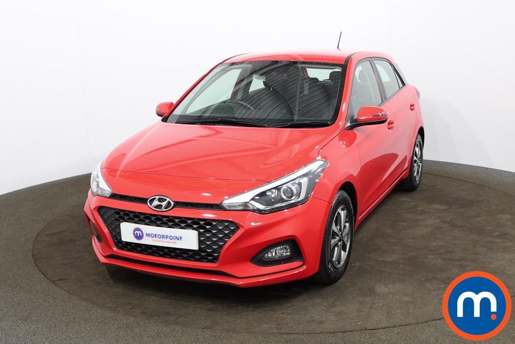 Hyundai I20 1.0T GDI SE 5dr - Stock Number 1169556 Passenger side front corner