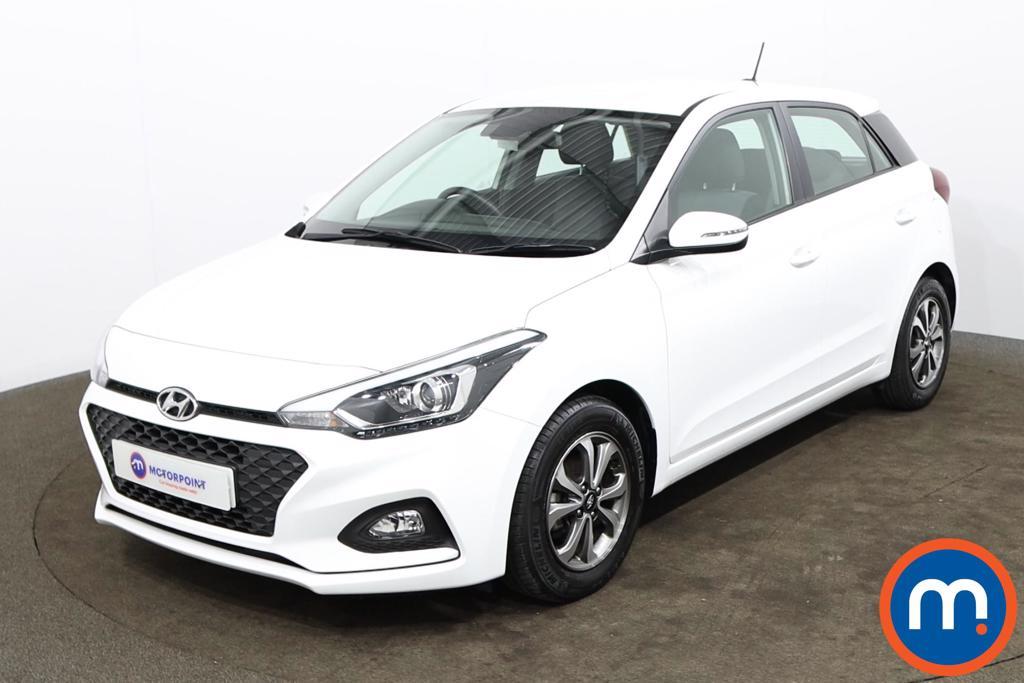 Hyundai I20 1.2 MPi SE 5dr - Stock Number 1171432 Passenger side front corner