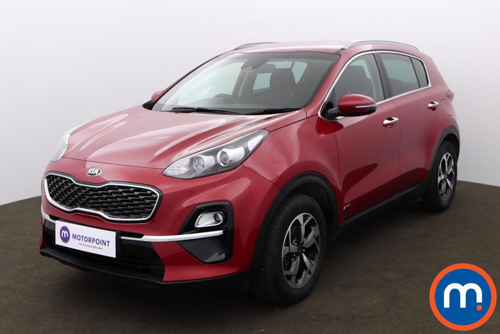 KIA Sportage 1.6T GDi ISG 2 5dr [AWD] - Stock Number 1171680 Passenger side front corner