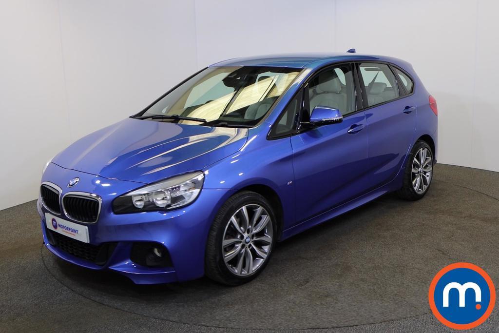 BMW 2 Series 218i M Sport 5dr [Nav] Step Auto - Stock Number 1171701 Passenger side front corner