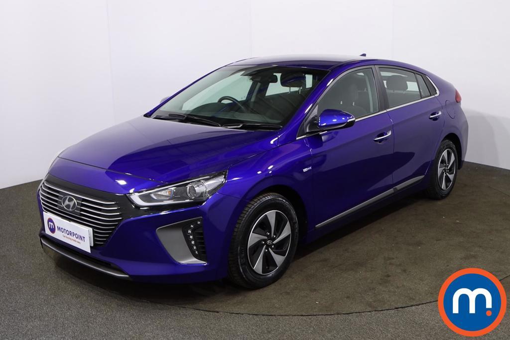 Hyundai Ioniq 1.6 GDi Hybrid Premium 5dr DCT - Stock Number 1172538 Passenger side front corner