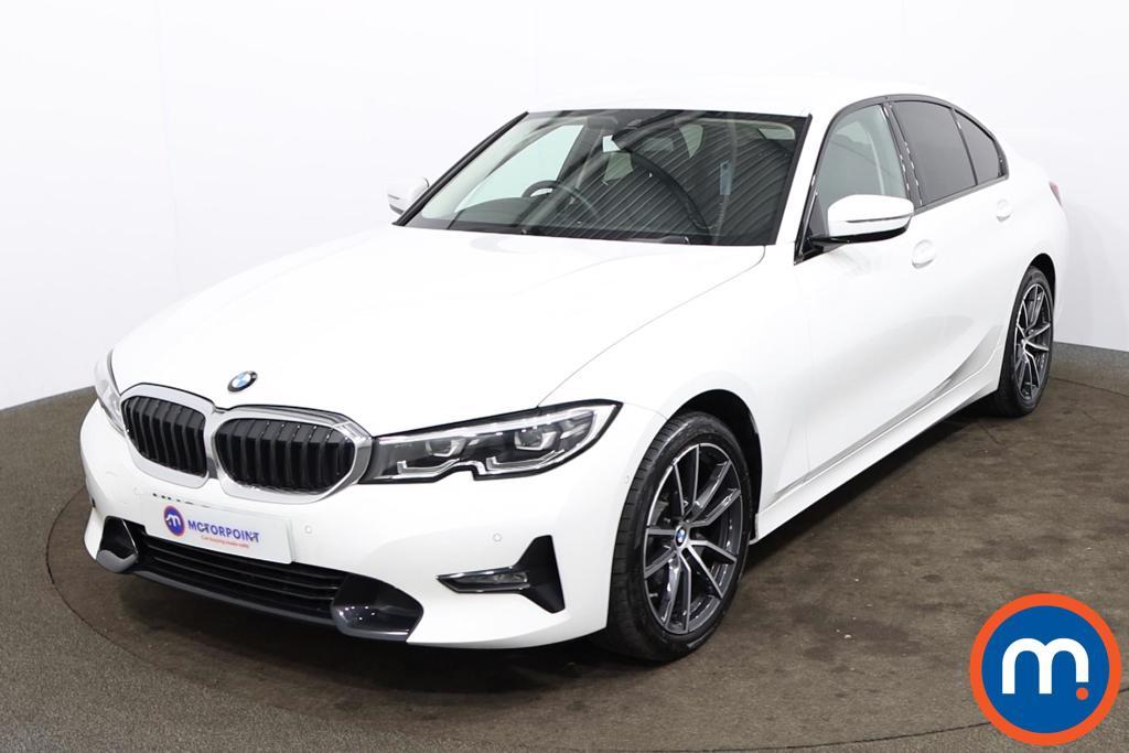 BMW 3 Series 320i Sport 4dr Step Auto - Stock Number 1173162 Passenger side front corner