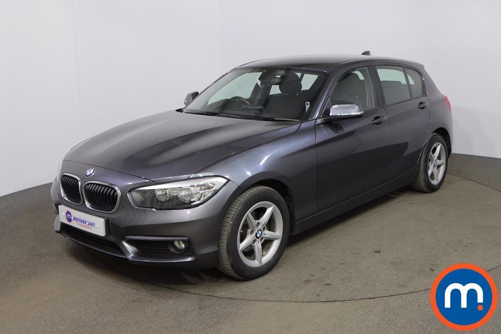 BMW 1 Series 118i [1.5] SE 5dr [Nav-Servotronic] Step Auto - Stock Number 1169208 Passenger side front corner