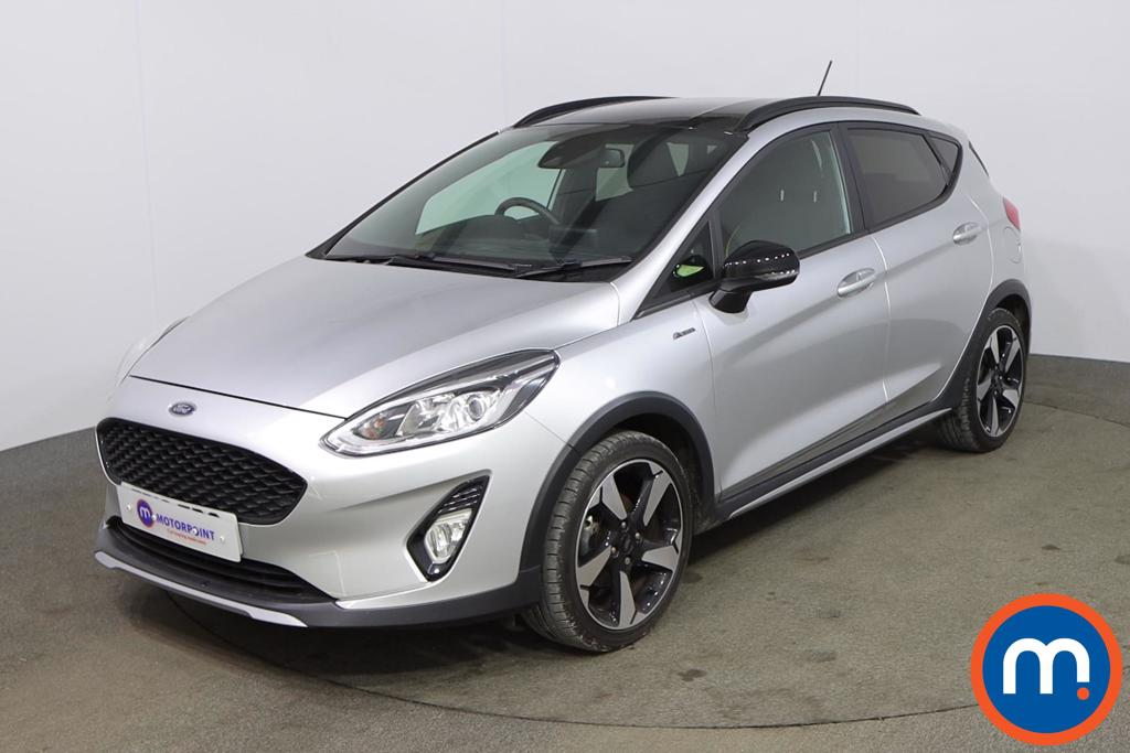 Ford Fiesta 1.0 EcoBoost Active B-PlusO Play 5dr - Stock Number 1169241 Passenger side front corner