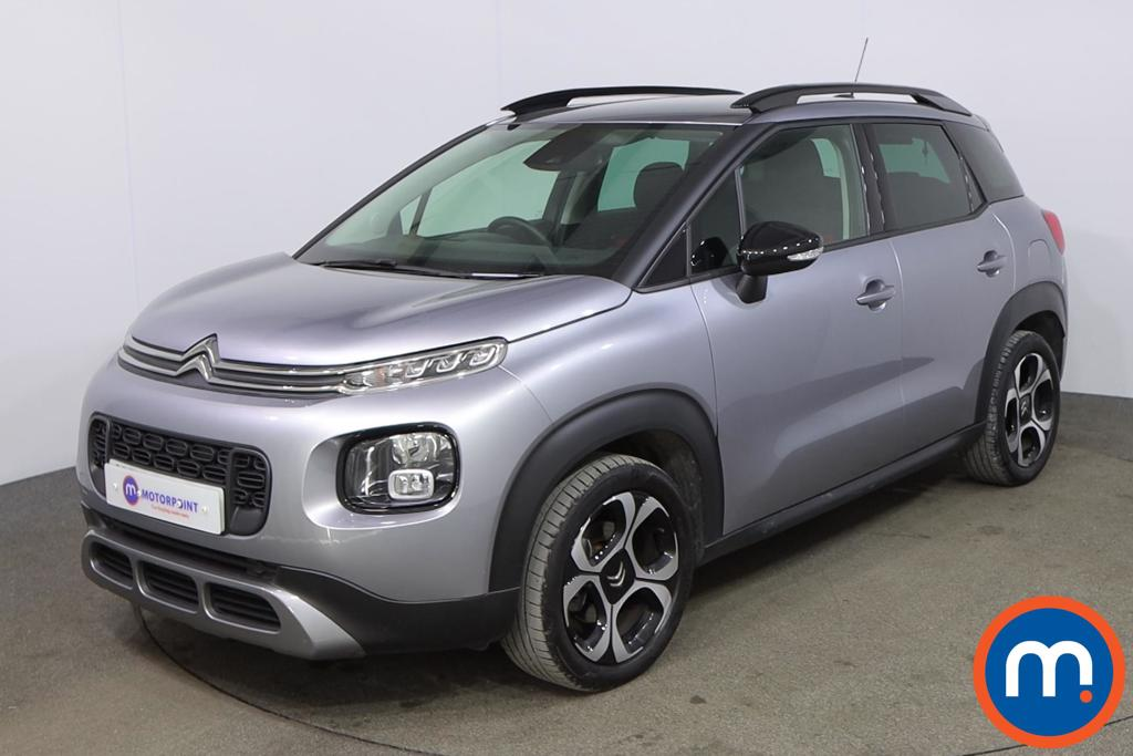 Citroen C3 Aircross 1.2 PureTech 110 Flair 5dr [6 speed] - Stock Number 1169254 Passenger side front corner