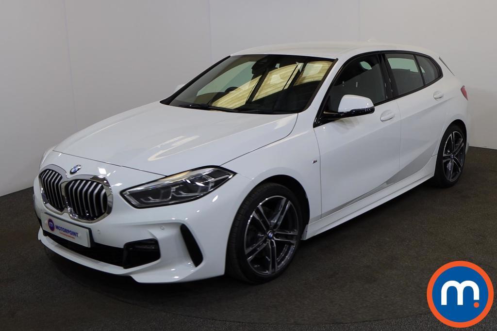 BMW 1 Series 118i M Sport 5dr Step Auto - Stock Number 1169561 Passenger side front corner