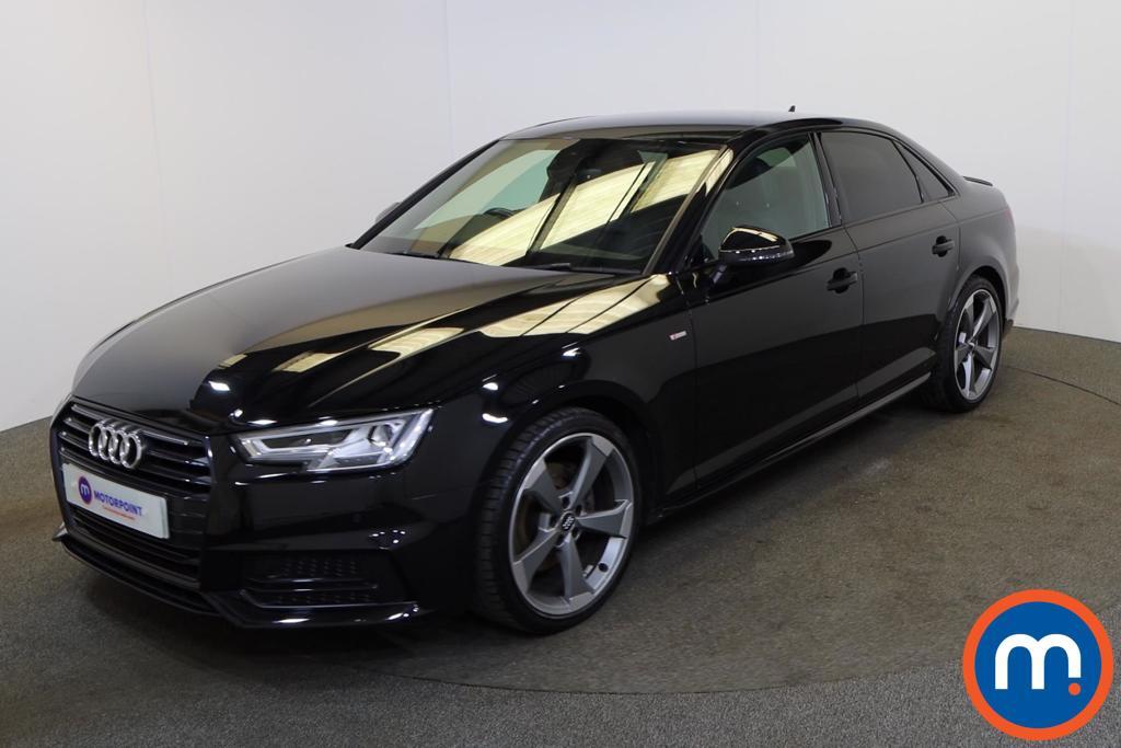 Audi A4 1.4T FSI Black Edition 4dr - Stock Number 1170012 Passenger side front corner