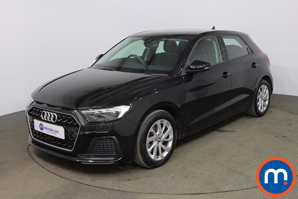 Audi A1 30 TFSI Sport 5dr S Tronic - Stock Number 1170488 Passenger side front corner