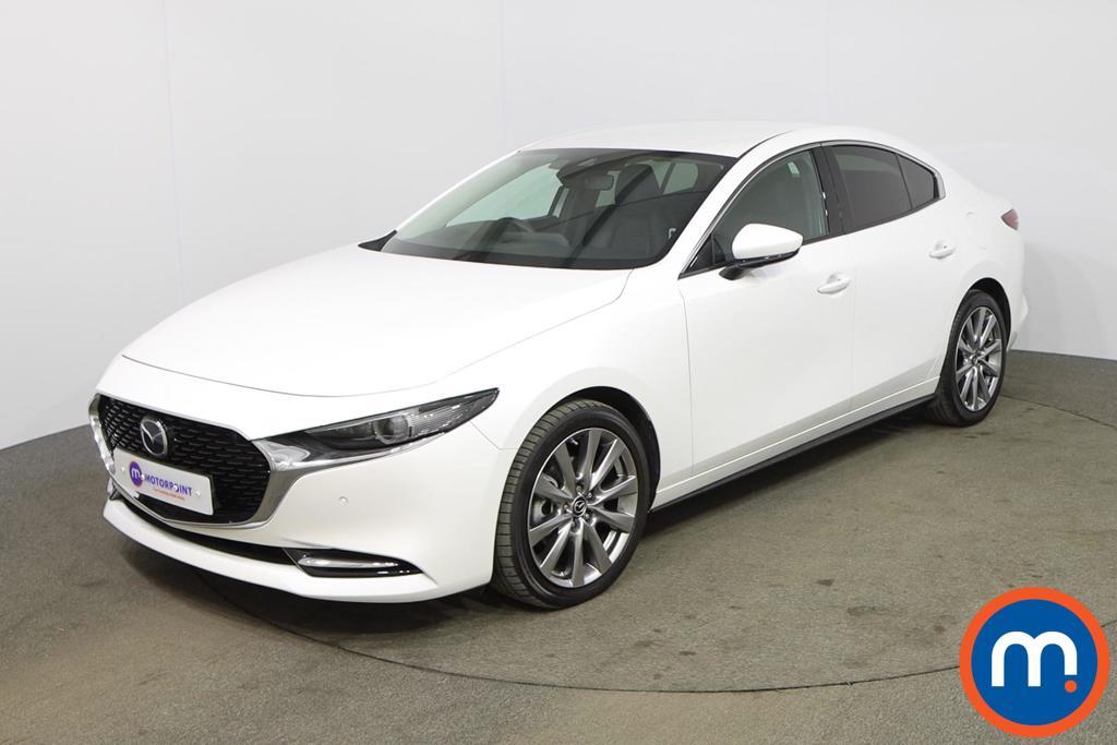 Mazda 3 2.0 Skyactiv-X MHEV GT Sport 4dr Auto - Stock Number 1170751 Passenger side front corner
