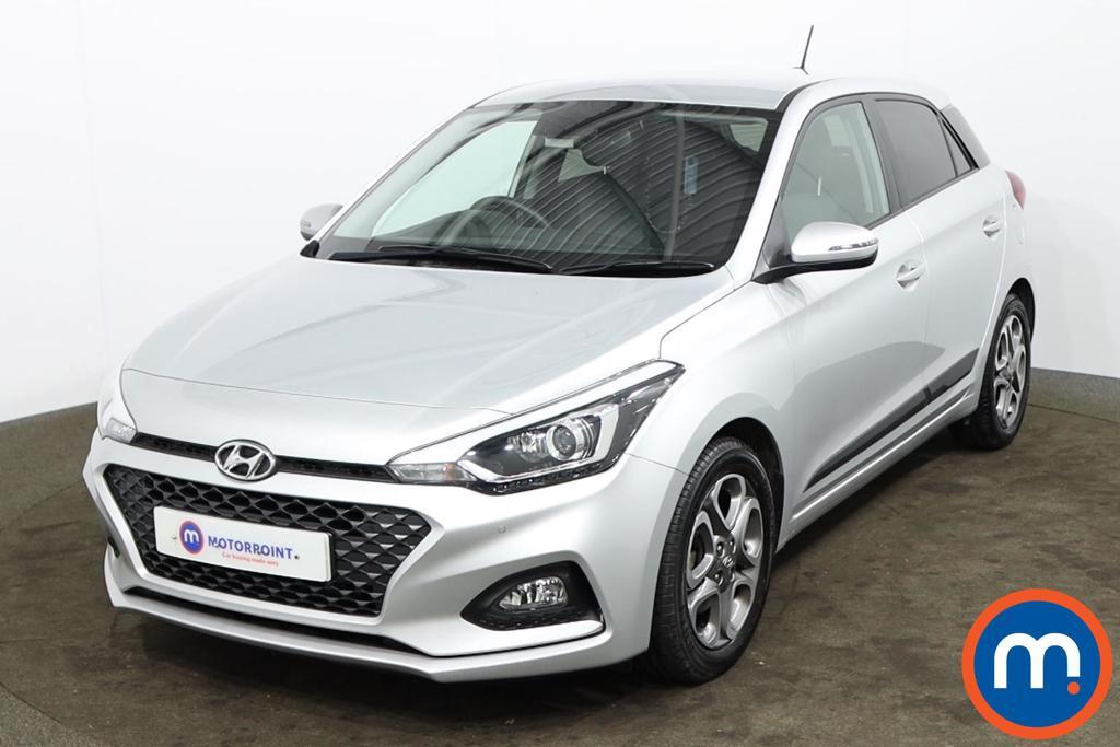 Hyundai I20 1.0 T-GDi Premium Nav 5dr Auto - Stock Number 1171630 Passenger side front corner