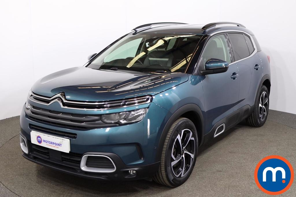 Citroen C5 Aircross 1.5 BlueHDi 130 Flair 5dr EAT8 - Stock Number 1173013 Passenger side front corner