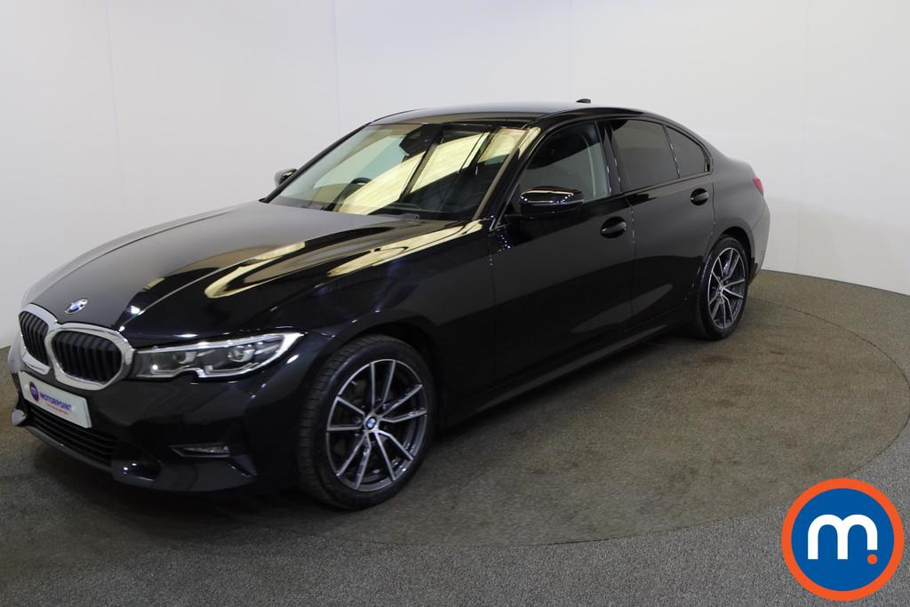 BMW 3 Series 320i Sport 4dr Step Auto - Stock Number 1173168 Passenger side front corner