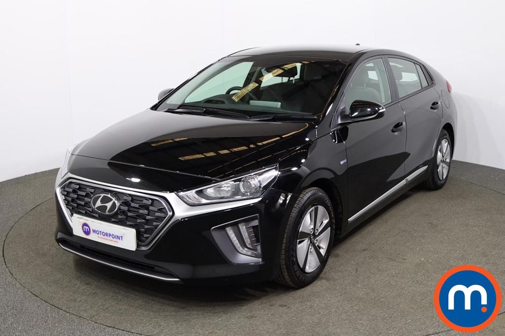 Hyundai Ioniq 1.6 GDi Hybrid SE Connect 5dr DCT - Stock Number 1169753 Passenger side front corner