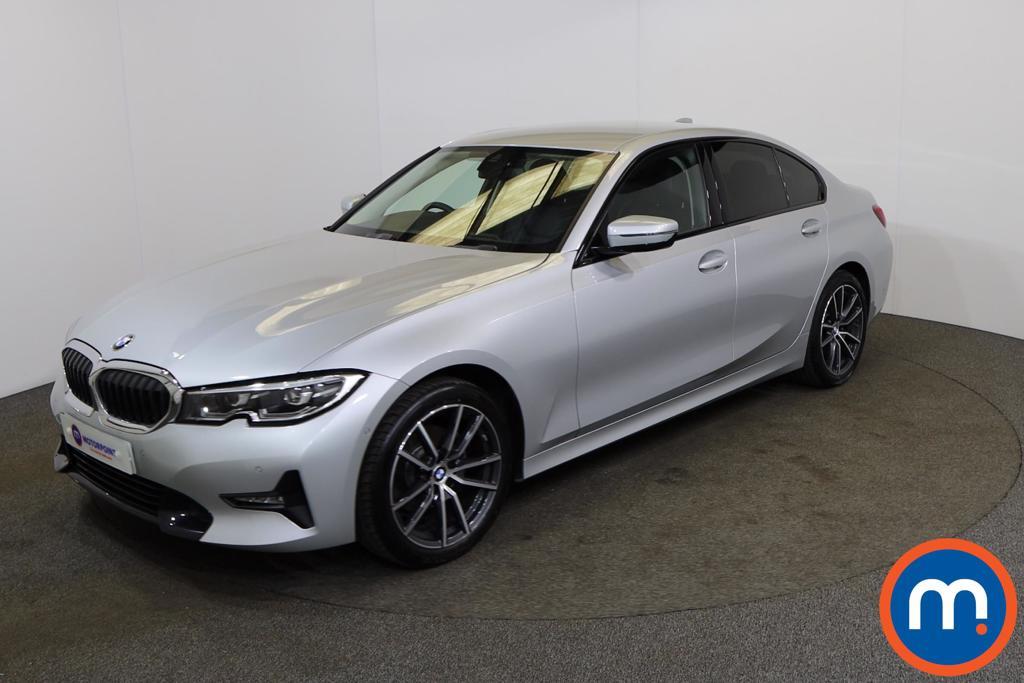 BMW 3 Series 320i Sport 4dr Step Auto - Stock Number 1173169 Passenger side front corner