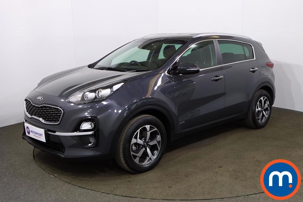 KIA Sportage 1.6T GDi ISG 2 5dr [AWD] - Stock Number 1168469 Passenger side front corner