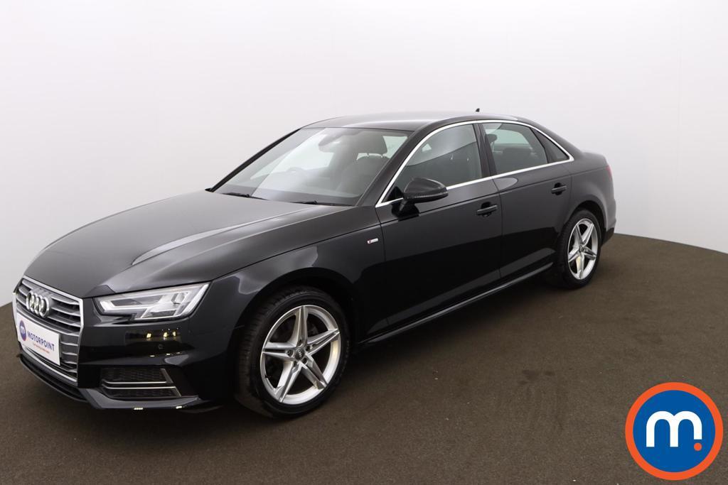 Audi A4 1.4T FSI S Line 4dr [Leather-Alc] - Stock Number 1170202 Passenger side front corner