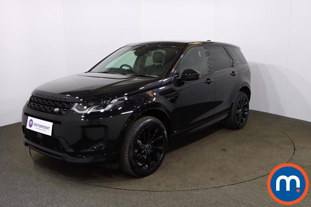 Land Rover Discovery Sport 2.0 D180 R-Dynamic HSE 5dr Auto - Stock Number 1171541 Passenger side front corner