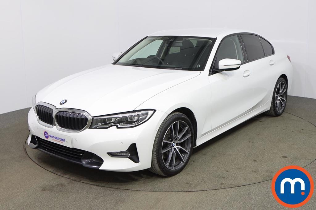BMW 3 Series 320i Sport 4dr Step Auto - Stock Number 1173133 Passenger side front corner