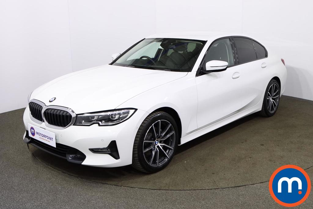 BMW 3 Series 320i Sport 4dr Step Auto - Stock Number 1173153 Passenger side front corner