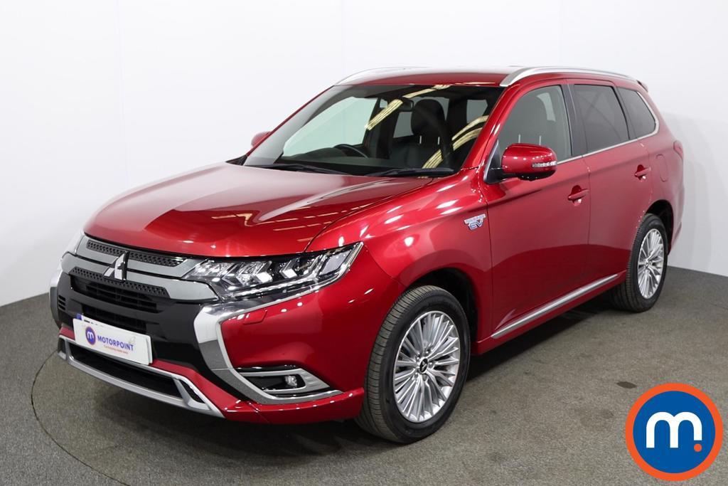Mitsubishi Outlander 2.4 PHEV 4h 5dr Auto - Stock Number 1173327 Passenger side front corner