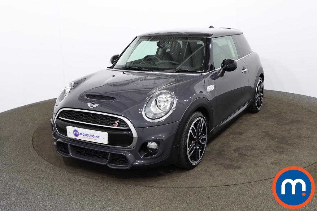 Mini Hatchback 2.0 Cooper S 3dr - Stock Number 1174018 Passenger side front corner